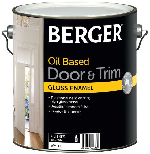 Product detail for Gloss paint for trim