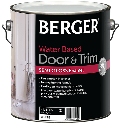 Berger And Colorbond