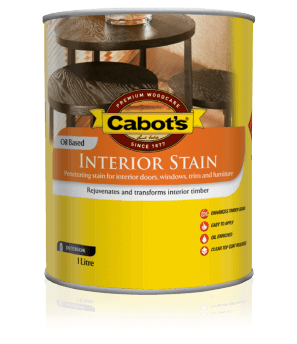 Attrayant Cabotu0027s Interior Stain Oil Based