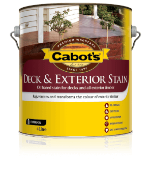 Decking Amp Exterior Stain Oil Based Change Timber